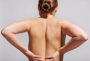 What is Lumbar back pain in early pregnancy?