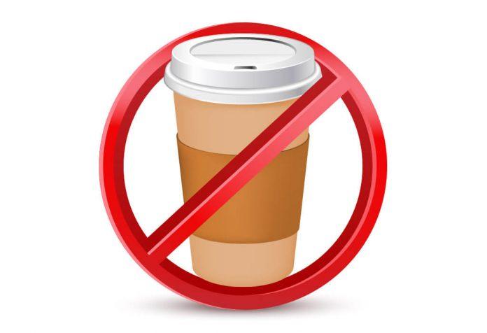 कॅफेन घेणे टाळा आणि फळे खा
