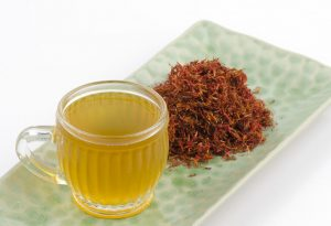 Consume Saffron with Water