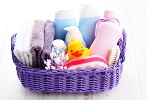Baby Bathing and Cleaning