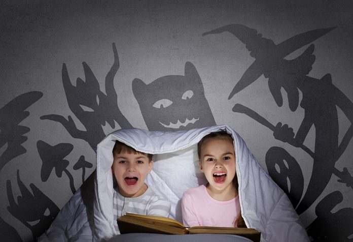 Top 23 Scary Stories to Tell Your Kids