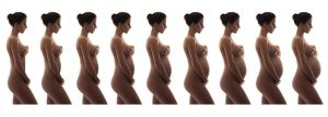 How Much Weight Should a Pregnant Woman Gain?