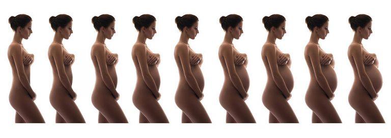 गर्भावस्था के दौरान सामान्य रूप से कितना वजन बढ़ना चाहिए?