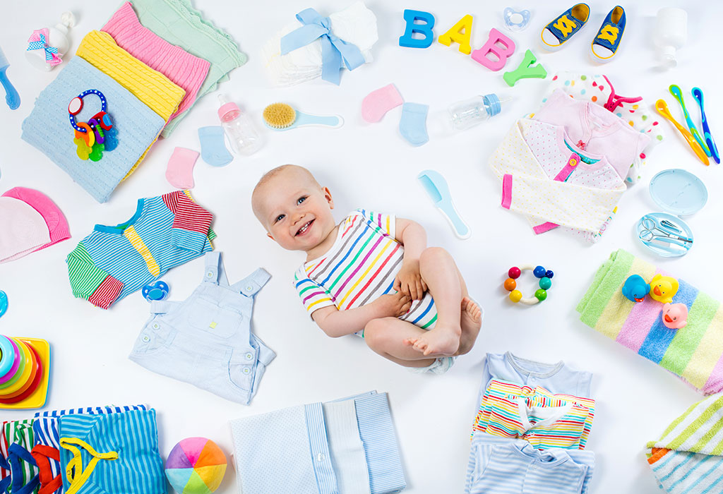 Newborn Baby Shopping List Of Items You Need To Buy
