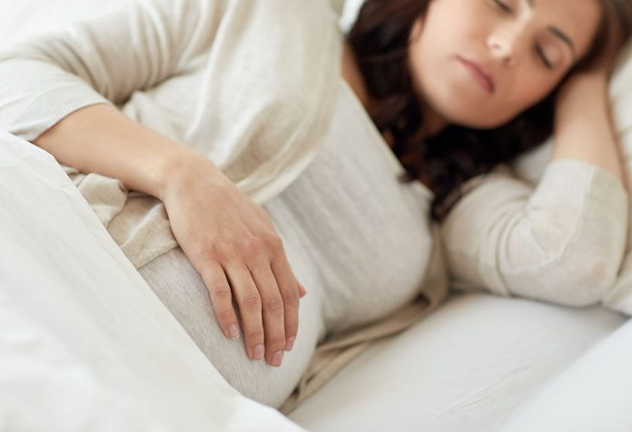 Effects of Pregnancy on Your Sleep