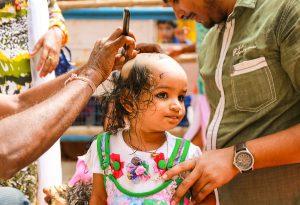 How to Perform Baby Mundan Sanskar (Head Tonsure Ceremony)