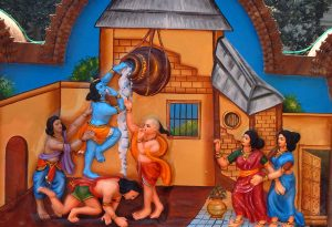15 Childhood Stories of Lord Krishna for Children with Morals
