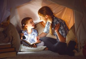 Things to Remember While Telling Scary Stories to Kids