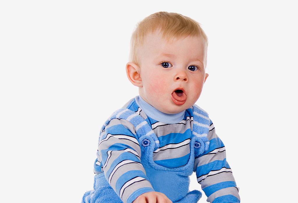 छोटे बच्चों और टॉडलर में गले का इन्फेक्शन