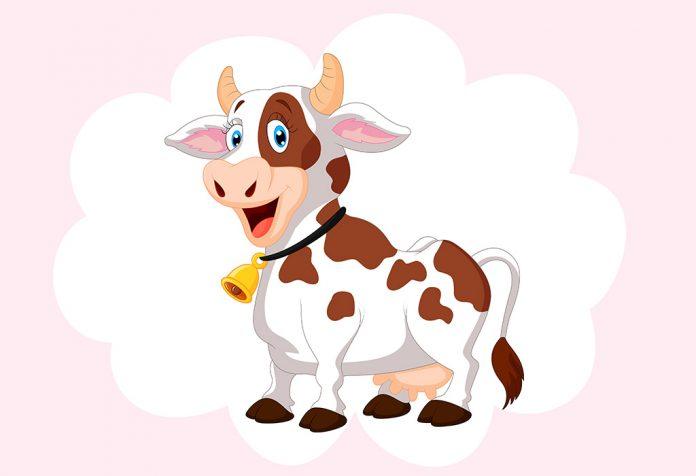 गाय की घंटी