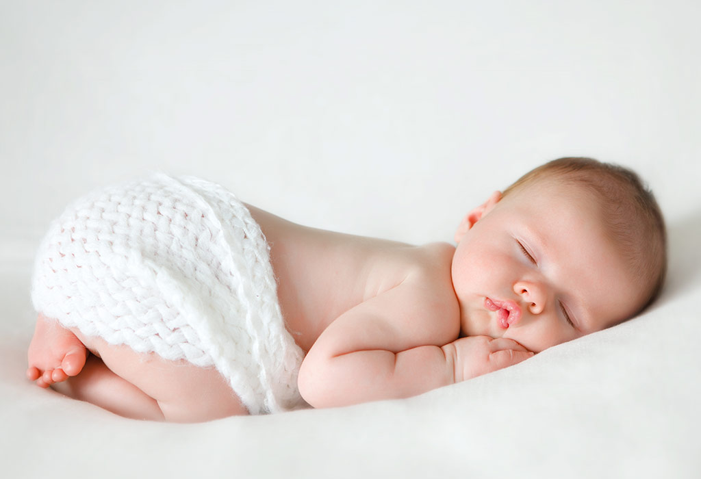 Sleeping Positions For Your Newborn Baby