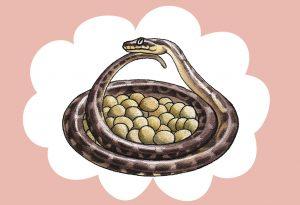 The Evil Snake
