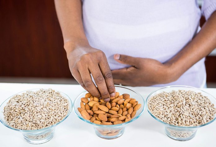 Eating Almonds While Pregnant