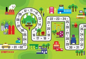 Memorize Routes and Landmarks
