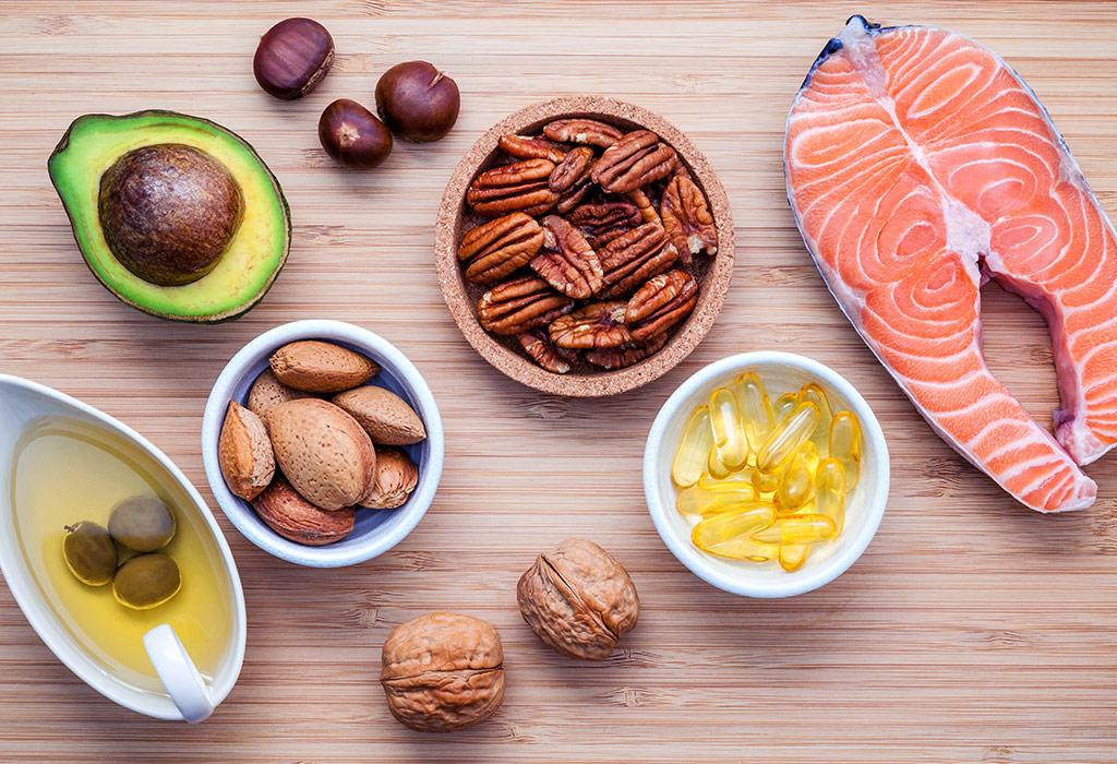Omega 3 Fatty Acid for Children – Types & Benefits