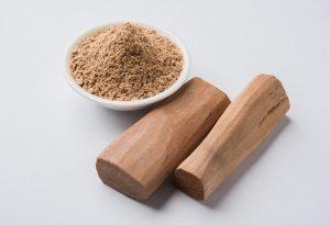 Sandalwood Powder: Remedies for Prickly Heat