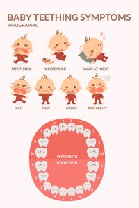 Signs and Symptoms of Teething in Babies
