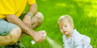 Safe & Unsafe Mosquito Repellents for Infants