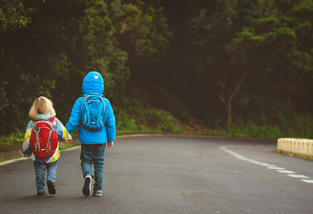 Attention Children Read 13 Safety Rules To Follow In School