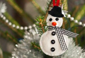 Snowman Buntings