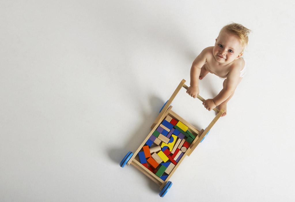 धकेलने वाले खिलौने