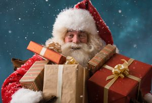 Santa Claus Does Not Forget