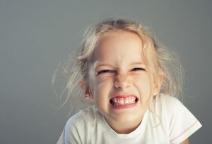 Child Grinding Teeth