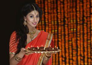 Traditional Godh Bharai