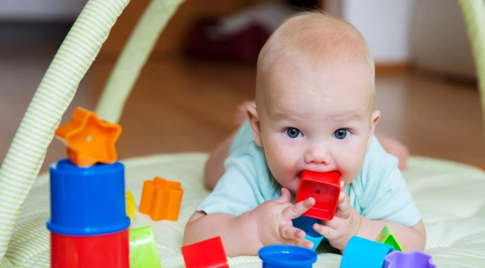 Best toys for your 6-9 month old baby