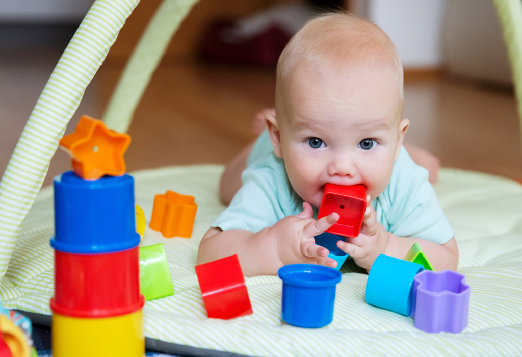 10 Best Toys For 6 To 9 Months Old Infant