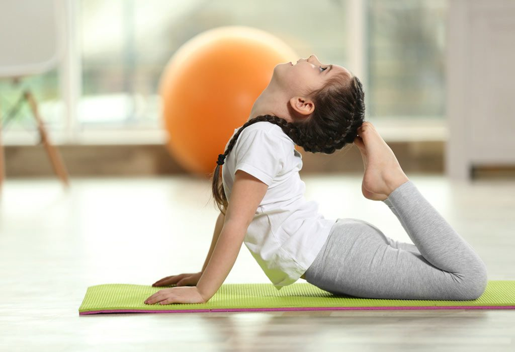 Yoga Benefits Easy To Do Poses For Children