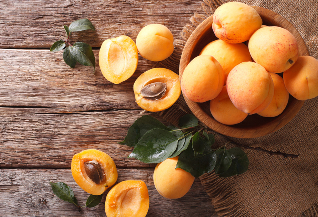 Eating Apricots During Pregnancy Health Benefits Side Effects