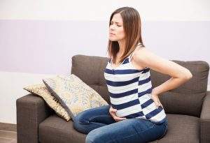 Back pain during 31 week pregnancy