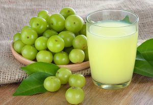 Indian gooseberry juice