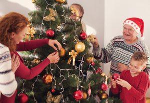 Christmas Tree Building