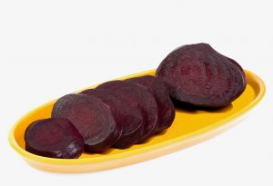 Boiled beetroot