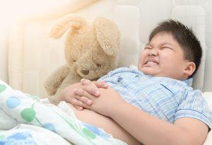 Symptoms of Diarrhoea in Kids