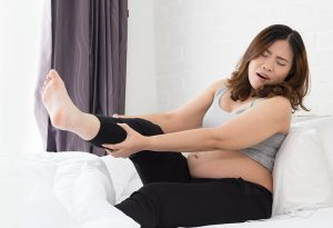 Leg Cramps in Pregnant Women