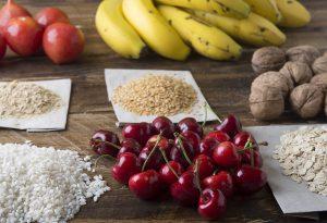 Foods containing Melatonin