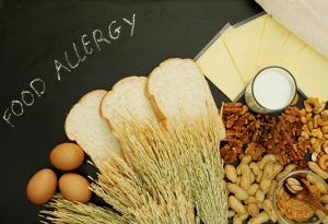 Foods that can cause food allergy in baby and toddler
