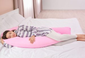 total body U-shaped pillow