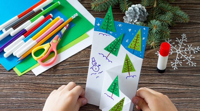 15 Easy To Make Christmas Card Ideas For Kids