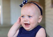 शिशुओं में कान का इंफेक्शन