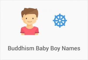 Buddhism Baby Boy Names