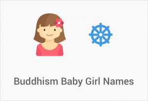 Buddhism Baby Girl Names