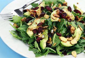 Dry fruits salad
