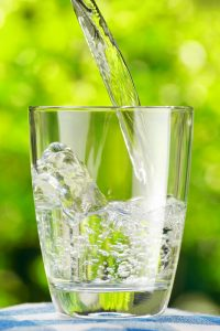 drink adequate amounts of water