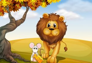 The Mouse and the Lioness