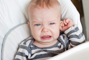 baby ear pain