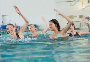 Water Aerobics: Exercise for Weight Loss